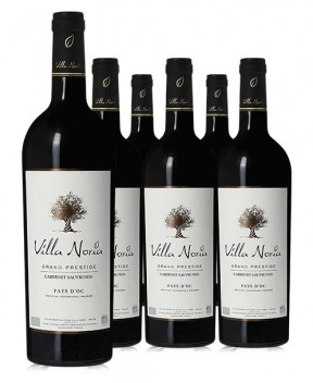 Box of 6 bottles - Cabernet...
